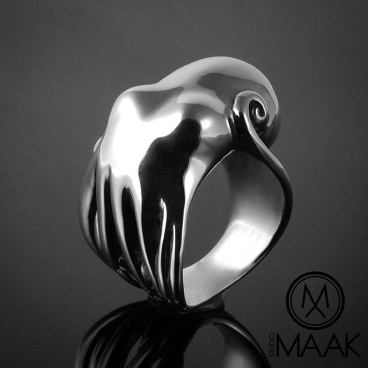 Silver Kraken unisex ring by Studio MAAK  Hand carved and lost wax cast.  #kraken #jewellery #ring #rings #brisbaneshopping  #australianjewellery #jewelry #silver #artisan #handmade #carving #octopus #cephalopod #seamonster #mensring #ladiesring #unisex #unisexjewelry #tenticles #silverring #instajewelry #sea #krakenjewelry
