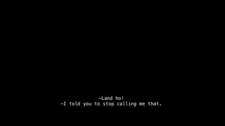 Hehehehehe. Land ho.....