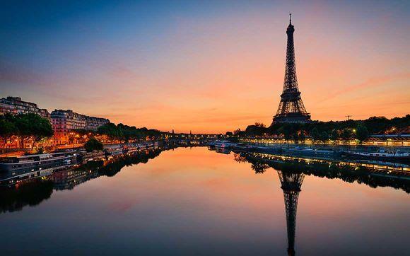 France Paris – Hôtel Marriott Rive Gauche 4* à partir de 109,00 €