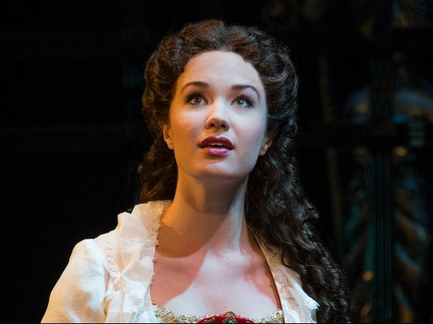 School of Rock's Sierra Boggess to Headline The Phantom of the Opera in Paris