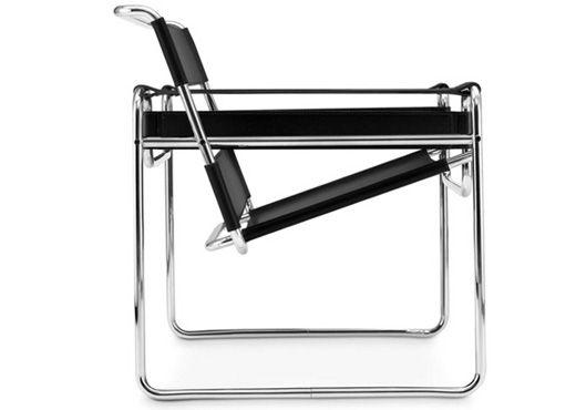 La silla wassily: los mejores usos de este clásico.