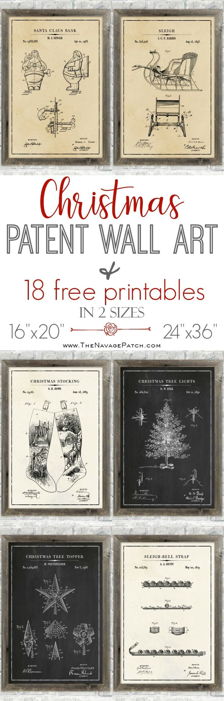2216 best FREE PRINTABLES images on Pinterest | Frames ideas, Free ...