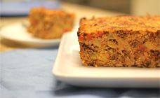 Bolognaise Rice Bake Recipe - Dinner