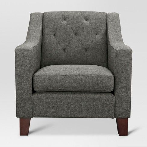 Give Any Room An Instant Update With The Felton Tufted Chair From