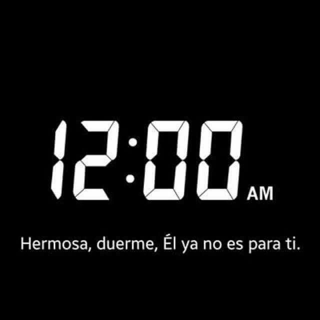 Duerme.