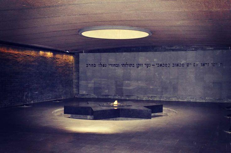 Présentation du Mémorial : Crypte