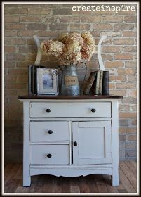 {createinspire}: Antique Wash Stand