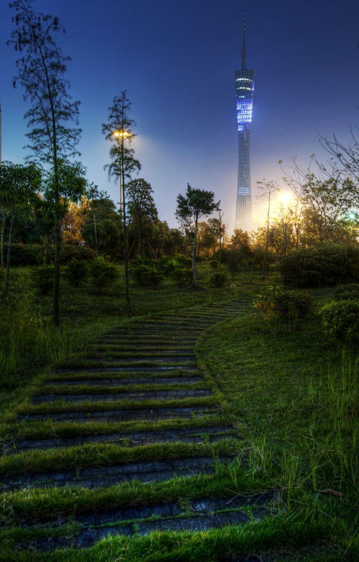 Amazing Places           - Hongcheng Park -Guangzhou - China (byMike...