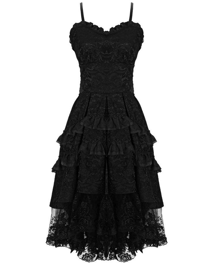 17 Best ideas about Gothic Prom Dresses on Pinterest | Black tutu ...
