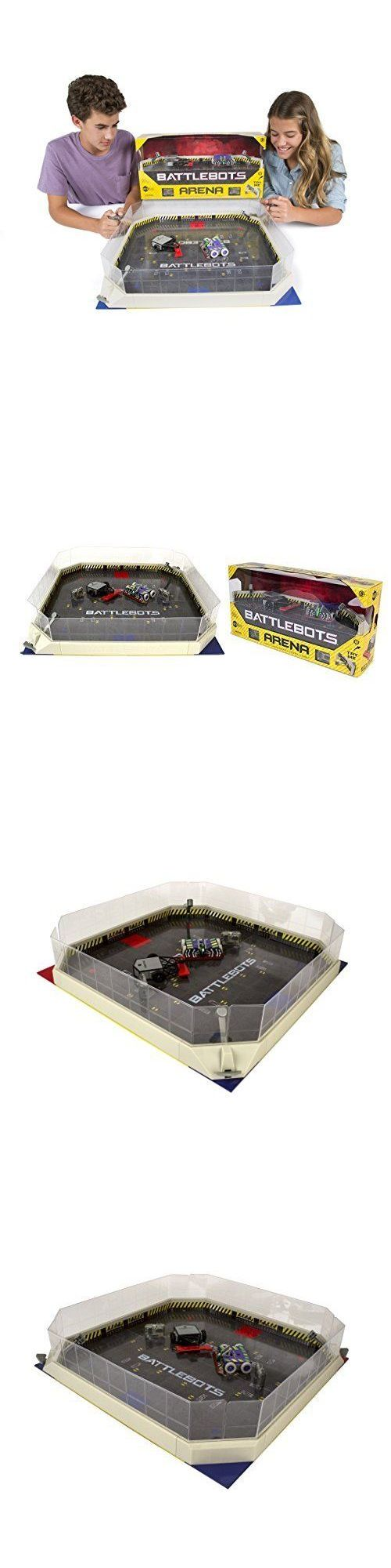 Micropets 52341: Battlebots Arena Remote Control Playset Fold Out Board Game Play Set Hexbug New -> BUY IT NOW ONLY: $92.85 on eBay!