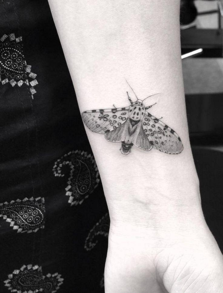 Dr Woo Tatowierer Halbe Nadel Tattoo Nachtfalter Motte Dr Woo Tatowierer Halbe Nadel Tattoo Nachtf Tattoo Kunstler Tatowierungen Motten Tattoo