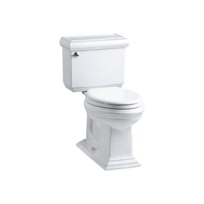 KOHLER Memoirs Classic 2-piece 1.6 GPF Single Flush Elongated Toilet with…