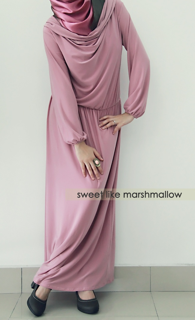 TANIA Maxi Dress #Hijab