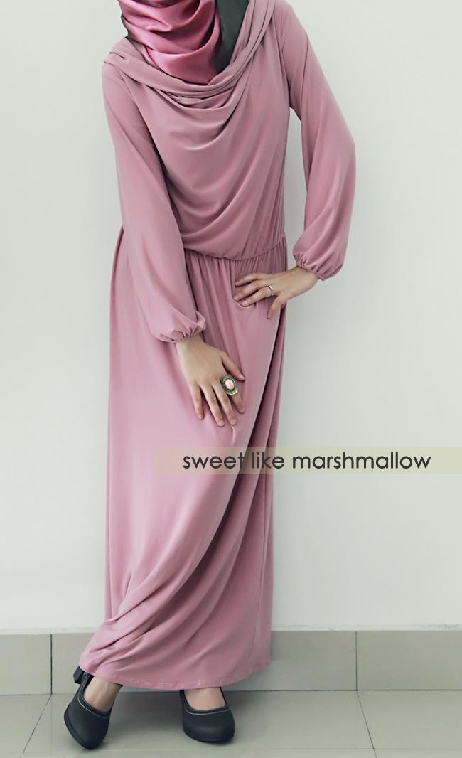 TANIA Maxi Dress #Hijab