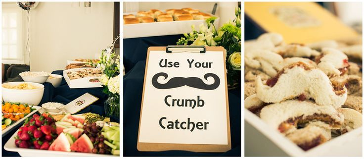 Mustache Party Food | Mustache Party Food | Grown-up Party Ideas