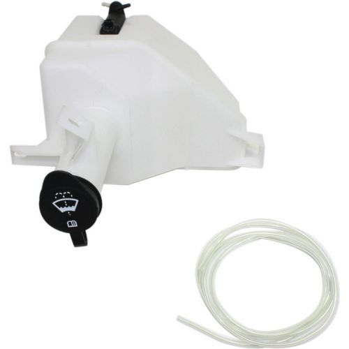 2000-2005 Ford Excursion Windshield Washer Tank, Assy, W/ Pump And Cap