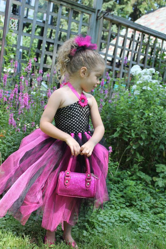 Rocker Girl TuTu Dress by Cheryl's Bowtique by CherylsBowtique, $19.95