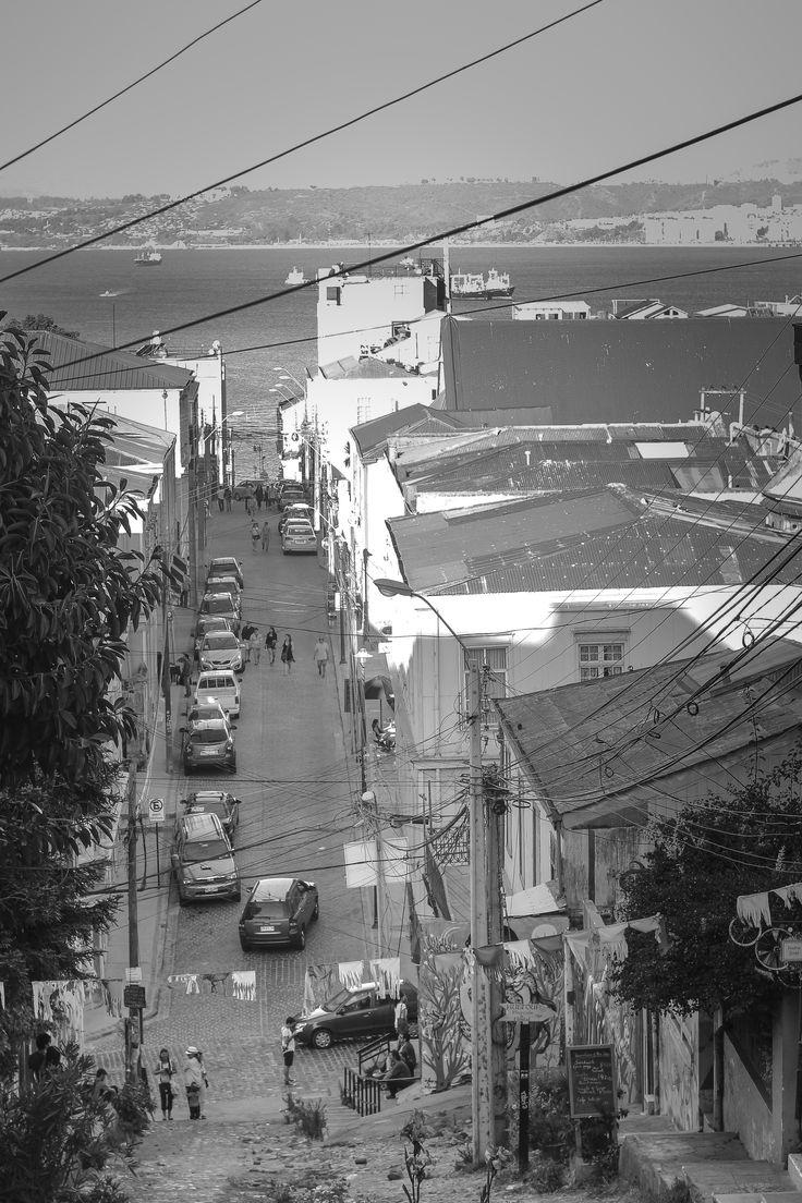 Vista Desde Cerro Alegre