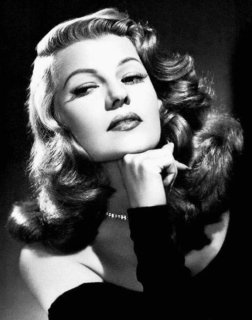 Old Hollywood Rita Hayworth #old #Hollywood #movie #inspiration #Rita #Hayworth