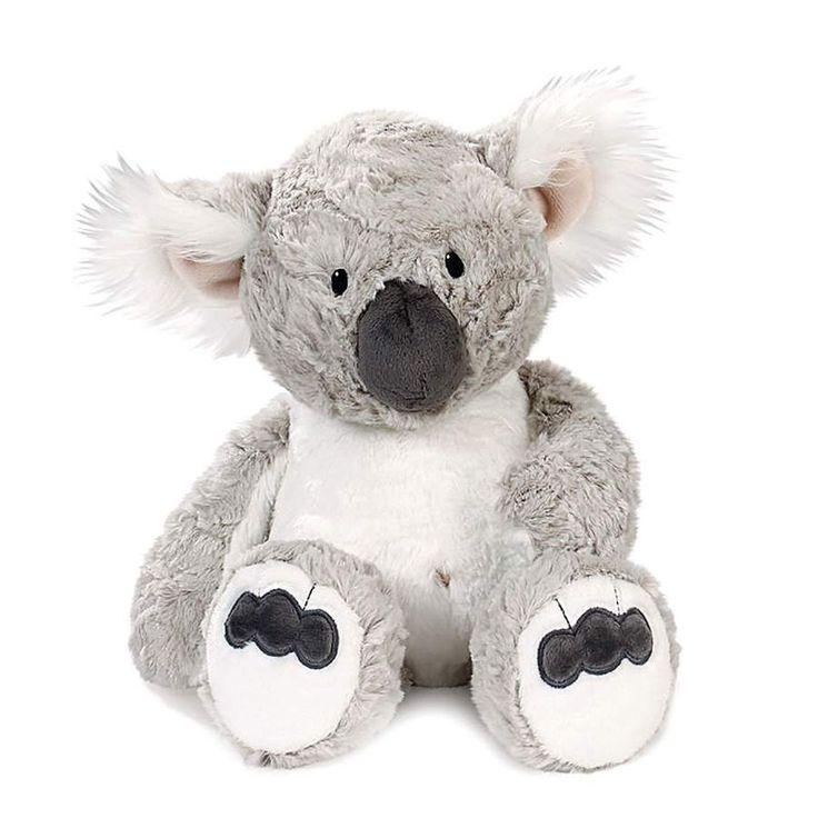 Nici peluches online. Peluche koala Kaola de Nici. Colección Wild Friends. Suave al tacto y original diseño. Calidad en los materiales. Medidas 50x28x20 cms.