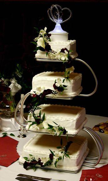 Hochzeitstorte Eckig Bildergalerie In 2019 Wedding Pinterest