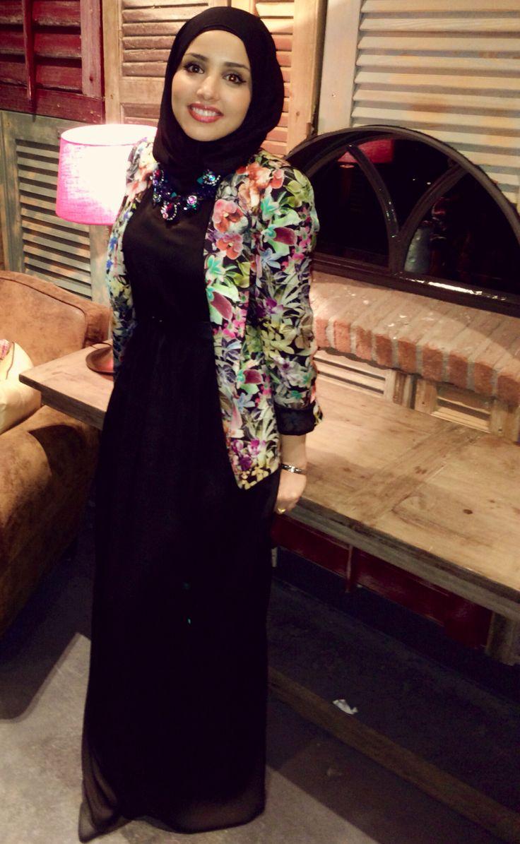 Modesty hijab fashion