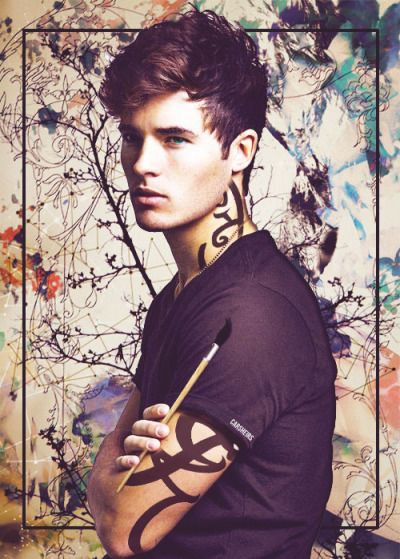 Julian Blackthorn, If he actually looked like this, I dont blame Emma for falling for him