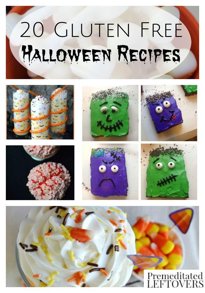 20 gluten free halloween recipes - Halloween Trick Ideas