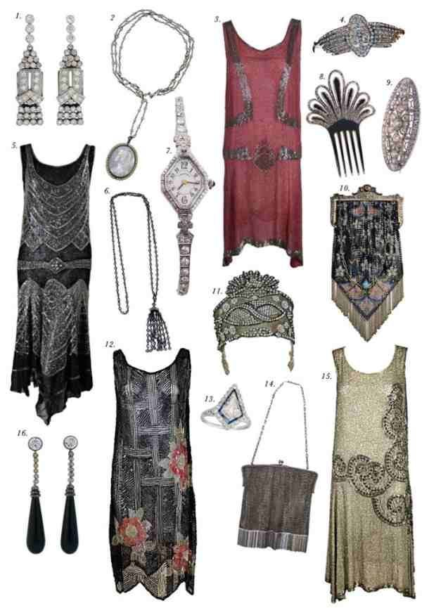 I'd love to be able to walk around in any style clothing you want and not be made fun of or have people wonder if there's a costume party. I'd so wear flapper dresses and 1920 outfits if I could.