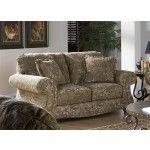 $677.00 Jackson Furniture - Bellingham Loveseat in Antique Fabric - 4448-02