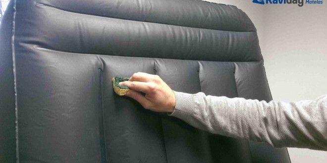 Il tuo materasso gonfiabile si sgonfia? Nessun problema! Il blog di Raviday ti mostra come ripararlo!  #materasso #letto #gonfiabile #blog #raviday #intex #materasso #bucato #riparare