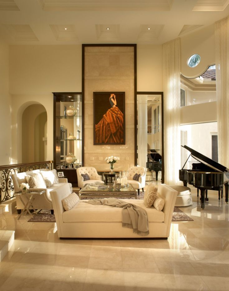 Living Room Feature Wall Decor: Living Rooms Images On Pinterest