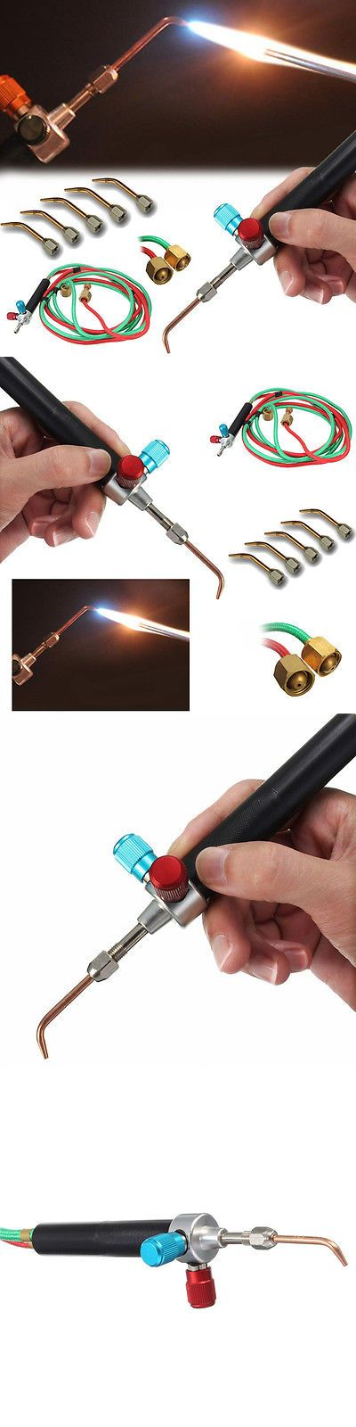 Soldering Tools and Accessories 179261: Smith New Top Gas Welding Soldering Little Torch With 5 Interchangeable Tips -> BUY IT NOW ONLY: $38.95 on eBay!