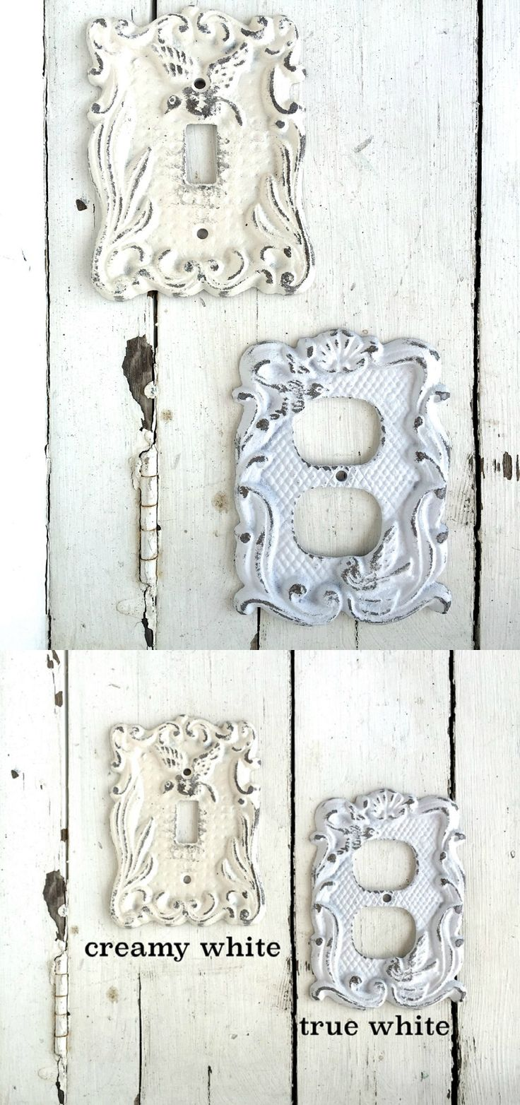 11 best decorative switch plates images on pinterest light metal wall decor bird light switch plate light switch cover outlet cover shabby chic creamy off white switch plate custom colors sciox Image collections