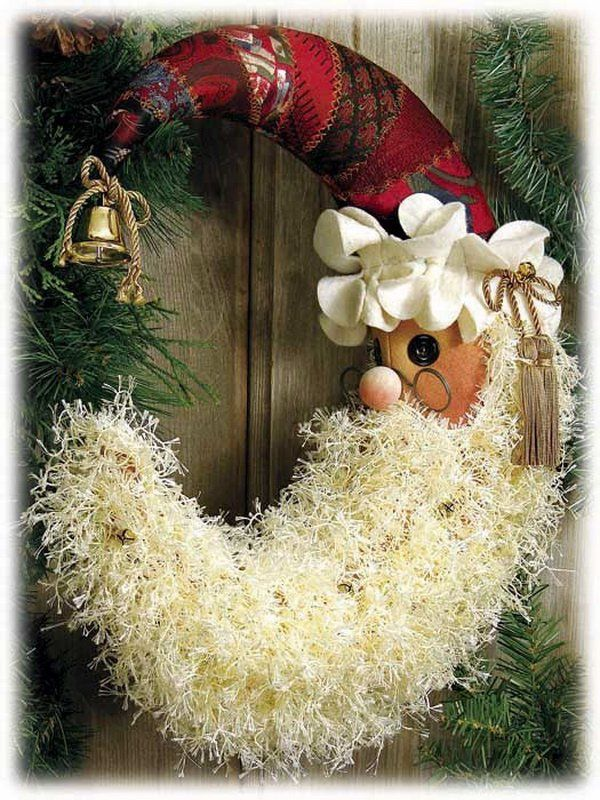 30 Creative Christmas Wreath Ideas