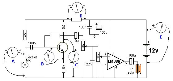 electronic components online build electronic circuits