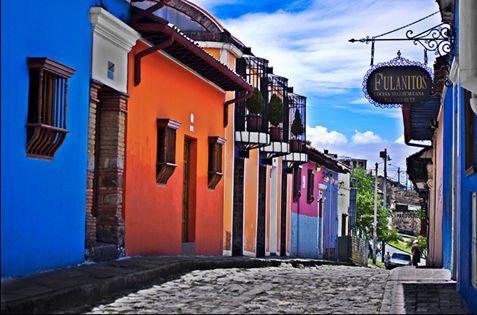 La Candelaria, Bogota, Colombia. Foto por: Juan Diego Rivas