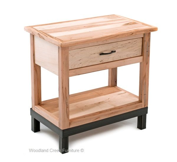 Modern Cottage Nightstand Or End Table