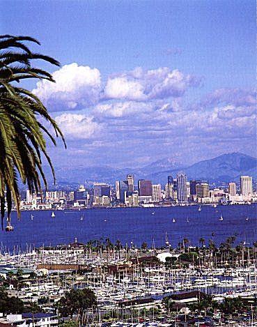 ビーチシティの雰囲気を満喫。サンディエゴ旅行の観光アイデア。