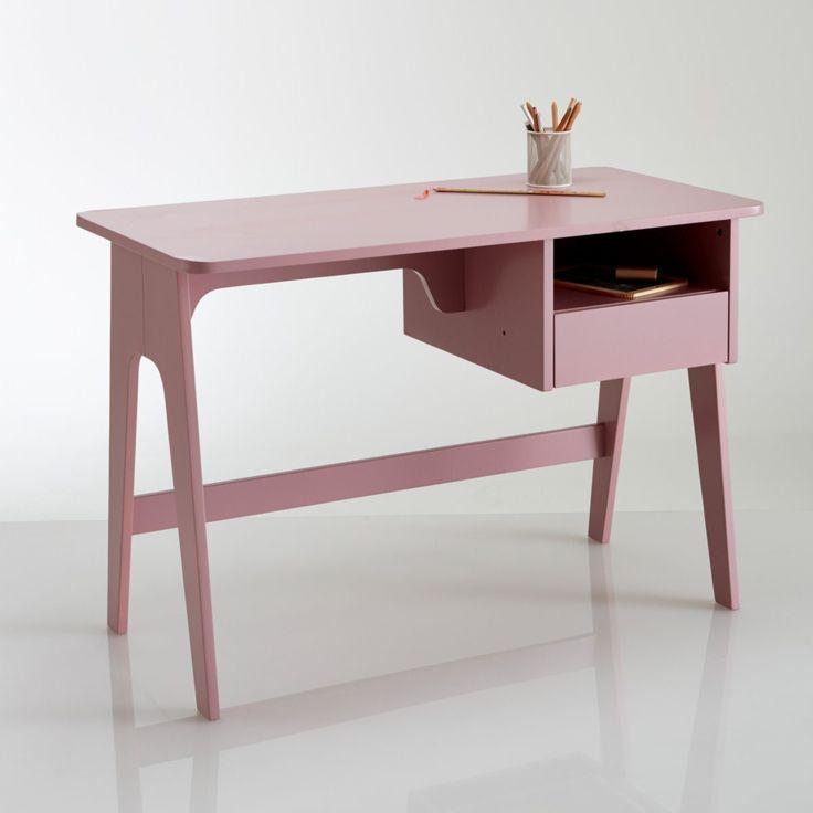 Bureau style rétro vintage, adil La Redoute Interieurs | La Redoute