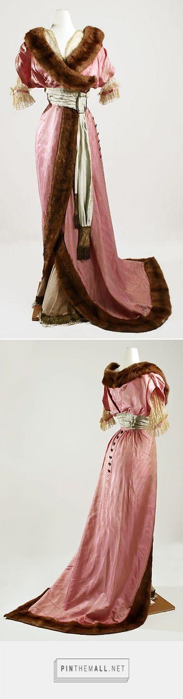 Dress by Callot Soeurs 1910-11 French | The Metropolitan Museum of Art