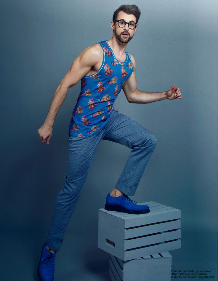 Summer Photoshoot! « Brad Goreski | Official Site