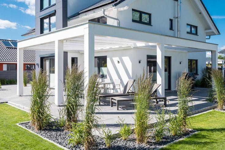 Carport, Vordach, Terrasse oder Gartenhaus – Contract-Vario
