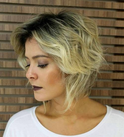 short+tousled+hairstyle+for+fine+hair