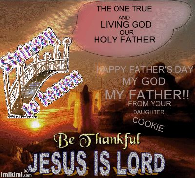 happy fathers day god images