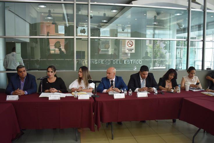 Legisladores inician mesas de trabajo sobre el fuero constitucional y juicio político   El Puntero