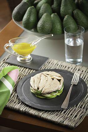 Rica y sana ensalada de ventresca y ensalada  http://platosypizarras.wordpress.com