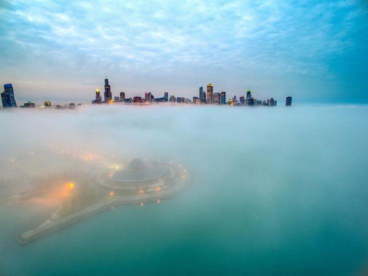 Perierga.gr   Το Σικάγο από ψηλά όπως δεν το έχετε ξαναδεί!