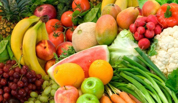 Más frutas y verduras no reducen el riesgo de muerte. También pudieron comprobar el un mayor consumo de frutas y verduras no reduce el riesgo de muerte en caso de #cáncer.