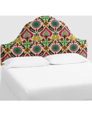 Amazing Deal on Desert Santa Maria Elsie Upholstered Headboard: Multi - Fabric - California King Headboard by World Market